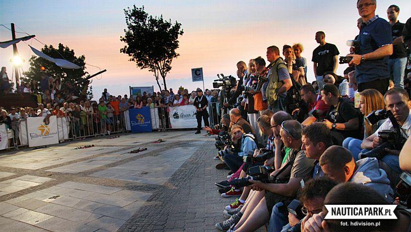 Łowcy autografów na Festiwalu Gwiazd w Międzyzdrojach nie odstępują fotoreporterów na krok.